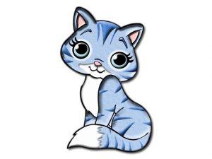 Nažehlovačka Kočka 1