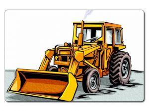 Nažehlovačka Traktor 2