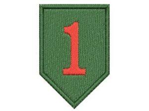 1st US Infantry Division