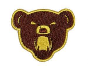 Nášivka Medvěd