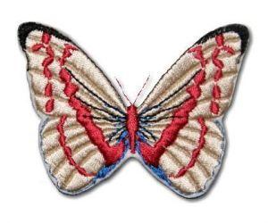 Nášivka Motýl 2