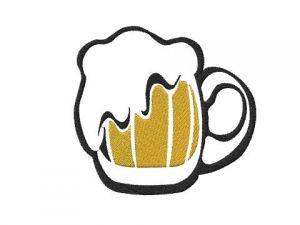 Výšivka Pivo 1