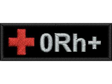 Krevní skupina 0Rh+