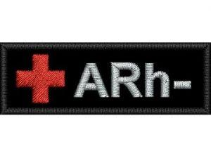 Krevní skupina ARh-