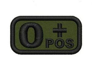 Krevní skupina 0 pos