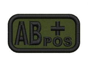 Krevní skupina AB pos